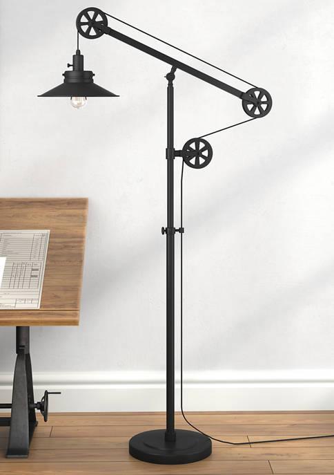 Hinkley & Carter Descartes Wide Brim Floor Lamp