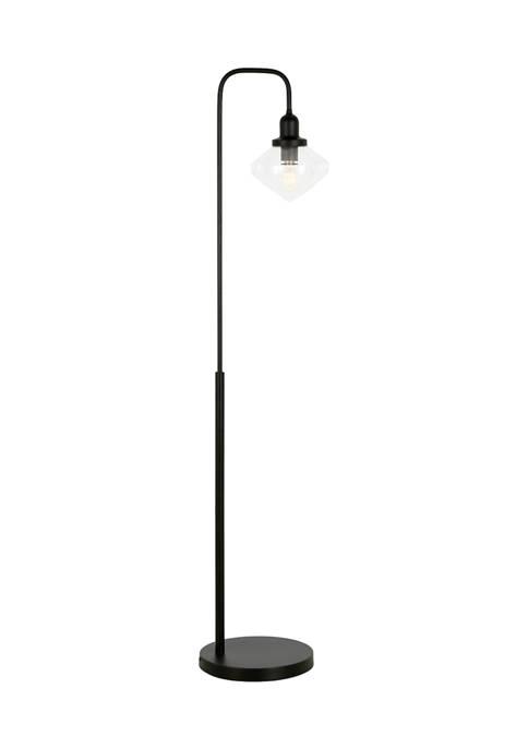 Hinkley & Carter Zariza Arc Floor Lamp with