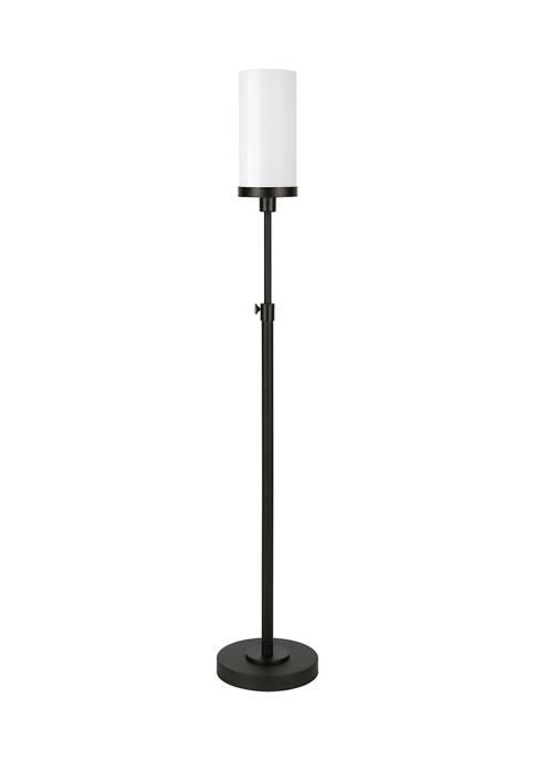 Hinkley & Carter Frieda Floor Lamp with White
