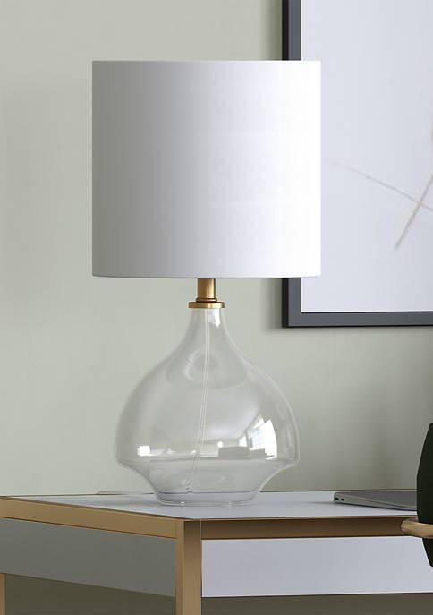 Hinkley & Carter Mara Clear Glass Mini Lamp
