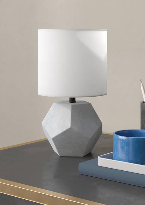 Hinkley & Carter Carver Concrete Mini Lamp
