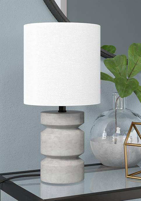 Hinkley & Carter Reyna Concrete Mini Lamp