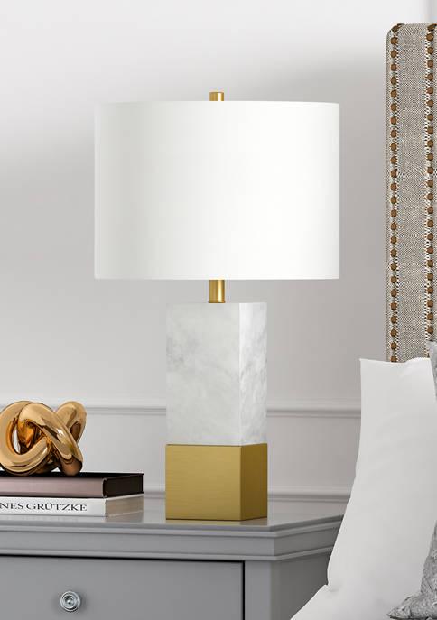 Hinkley & Carter Lena Table Lamp In Carrara