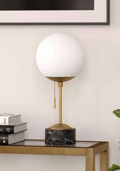 Hinkley & Carter Reagan Table Lamp In Brass