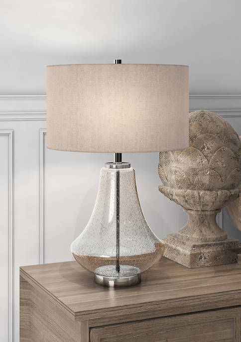 Hinkley & Carter Lagos Table Lamp In Polished