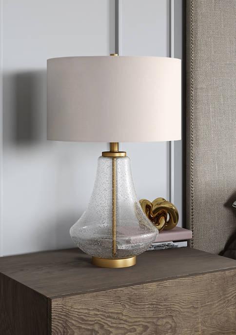 Hinkley & Carter Lagos Table Lamp in Brushed