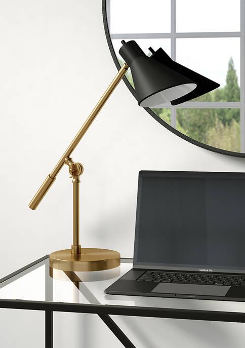 Hinkley & Carter Regina Two-Tone Table Lamp