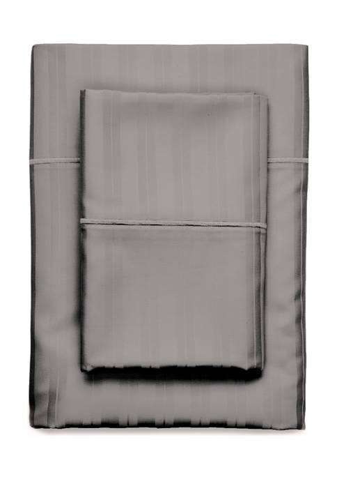 Biltmore 610 Damask Stripe Sheet Set