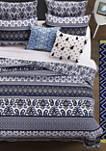 Native Quilt and Pillow Sham Set