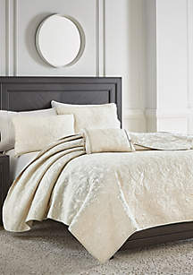 Croscill Cosette Quilted Coverlet Collection