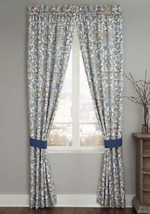 Croscill Janine Curtain Panel Pair