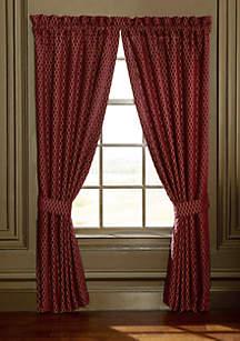 Croscill Roena Curtain Panel Pair