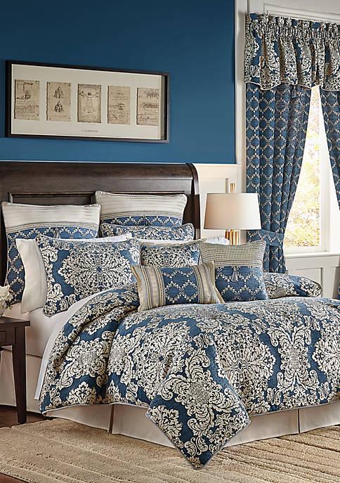 Croscill Madrena 4 Piece Queen Comforter Set