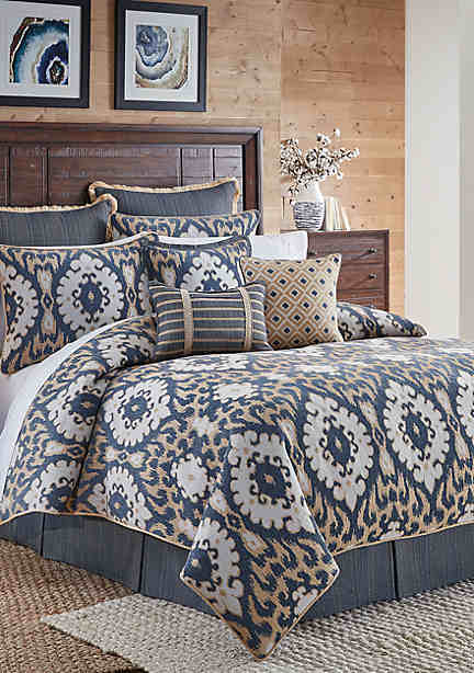 bedding bedspreads croscill closeup sets giulietta set comforter