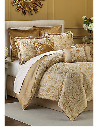 Excelsior Gold California King Comforter Set 110 in. x 96 in. | belk