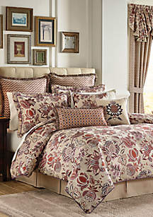 Croscill Lauryn Comforter Set- King