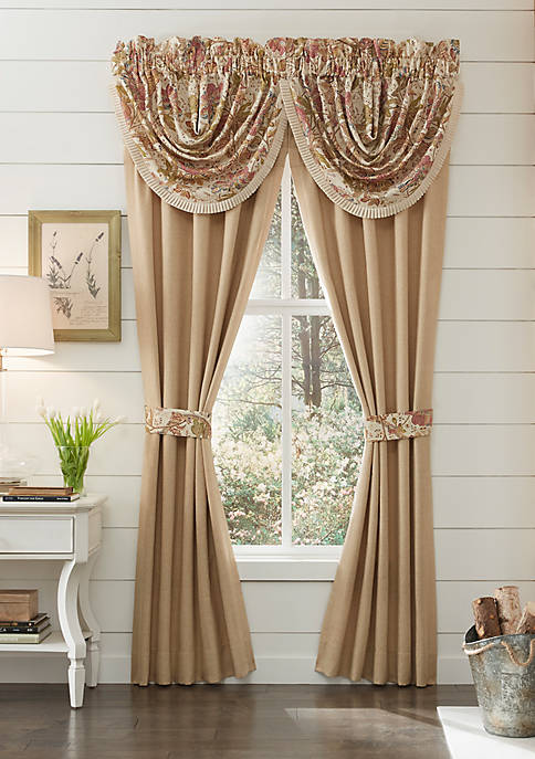 Croscill Camille Pole Top Drapery Panels