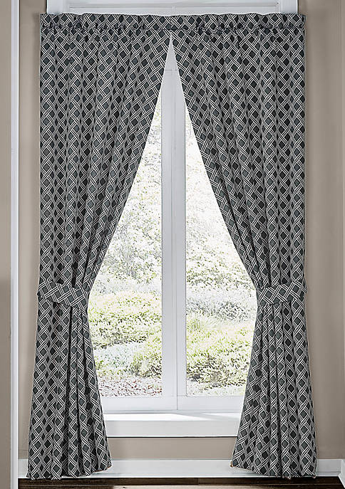 Croscill Remi 84 in Curtain Panel Pair