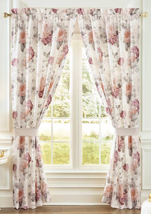 Croscill 82 Inch x 84 Inch Bela Curtain