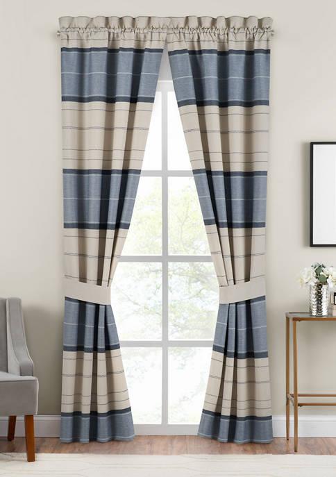 Croscill Silas Curtain Panel Pair Set