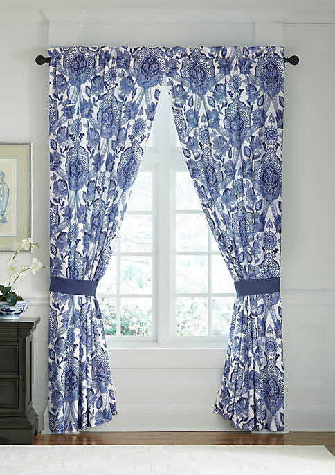 Leland Pole Top Drapery Pair