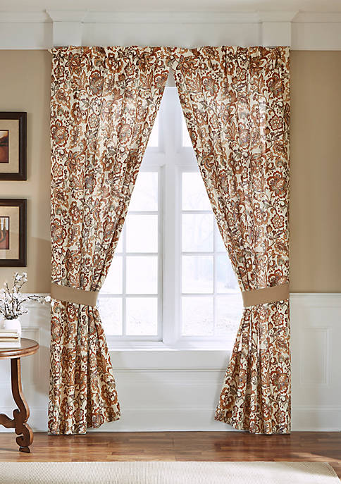 Delilah Curtain Panel Pair