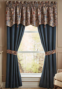 Croscill Brenna 84 in Curtain Panel Pair