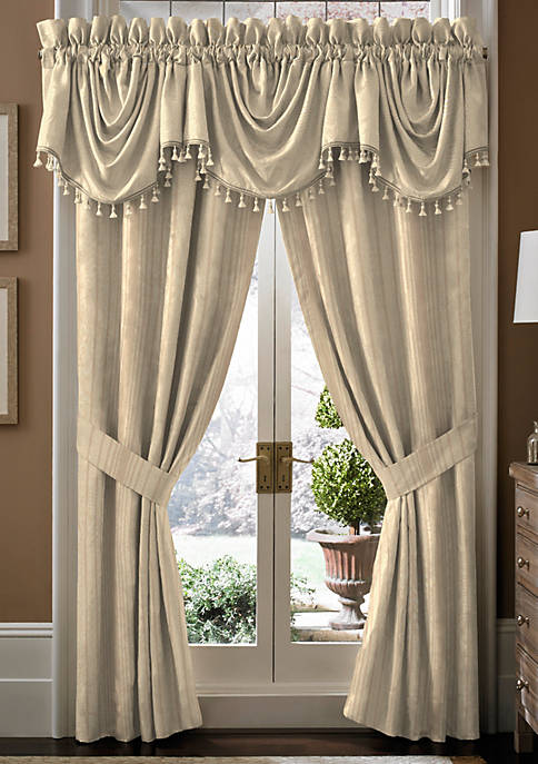Grace Pearl Tailored Valance 44-in. x 25-in.