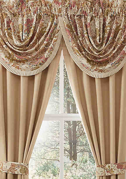 Croscill Camille Waterfall Valance