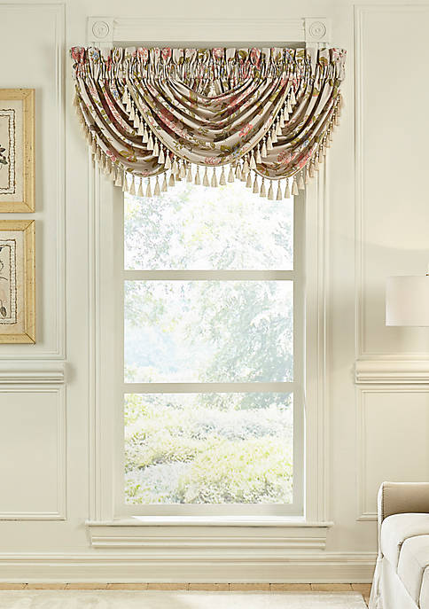 Croscill Carlotta Waterfall Valance