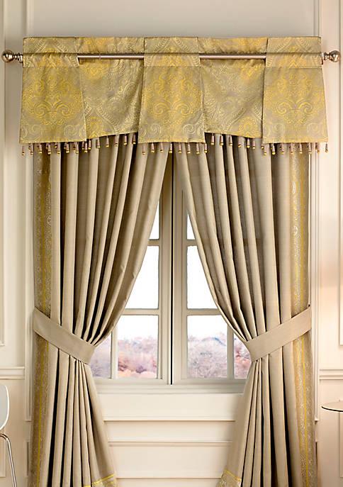 Emperor Window Valance 58 In X 20 In Belk