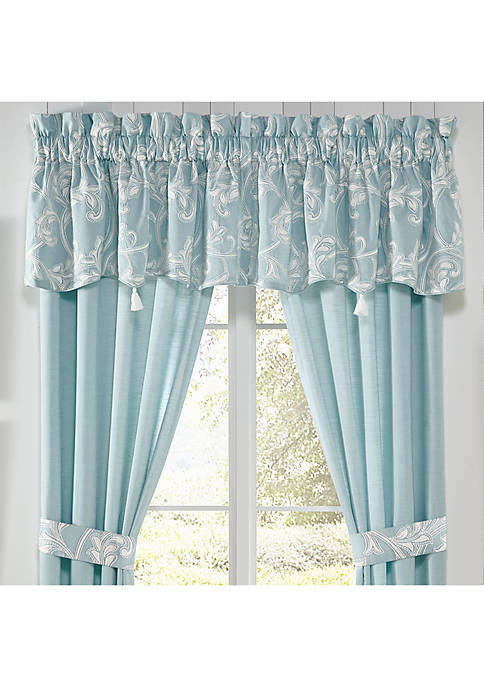 Croscill Willa Canopy Valance