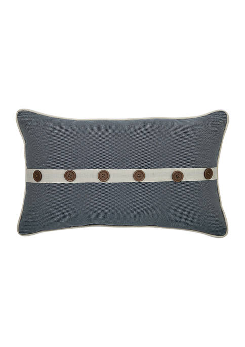 Croscill Silas Boudoir Pillow