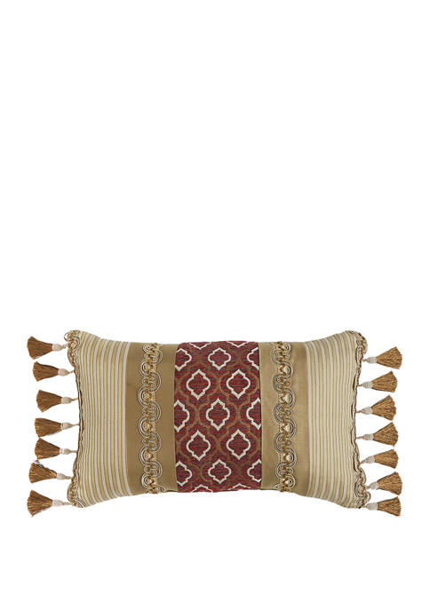 Croscill Esmeralda Boudoir Pillow
