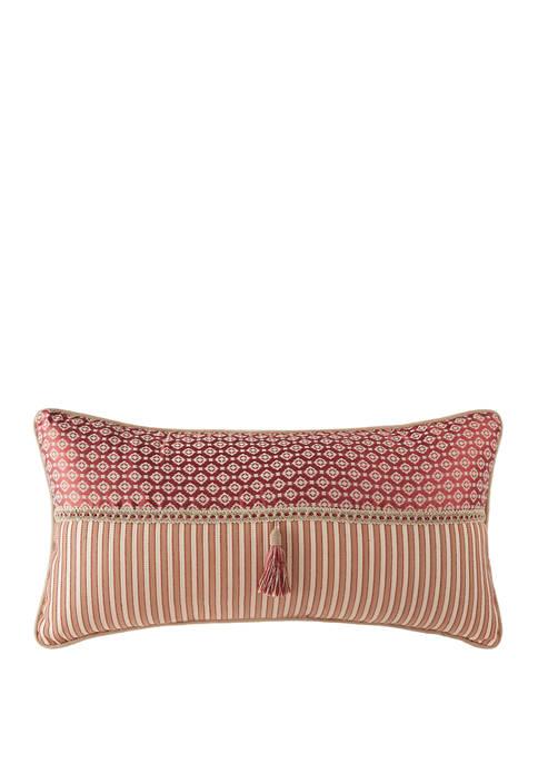 Croscill Fleur Boudoir Pillow