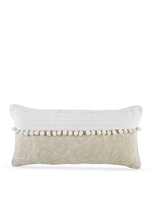 Croscill Cela Boudoir Decorative Pillow