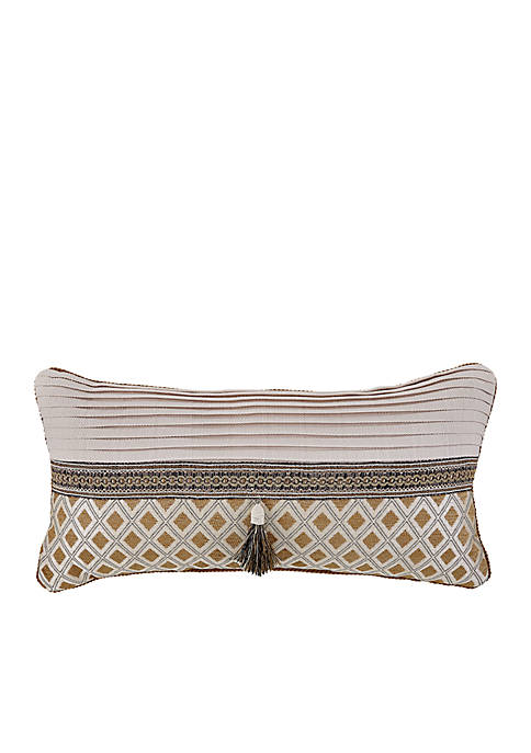 Croscill Philomena Boudoir Throw Pillow