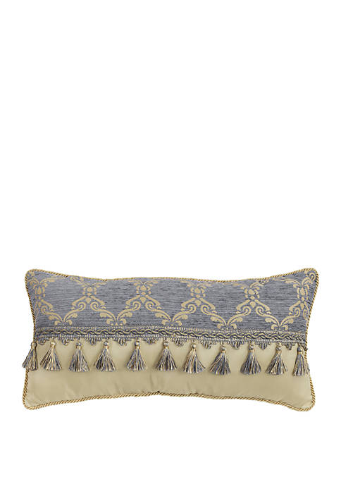 Croscill Nadia Boudoir Throw Pillow