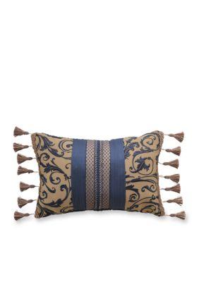 Croscill Sebastian Boudoir Pillow