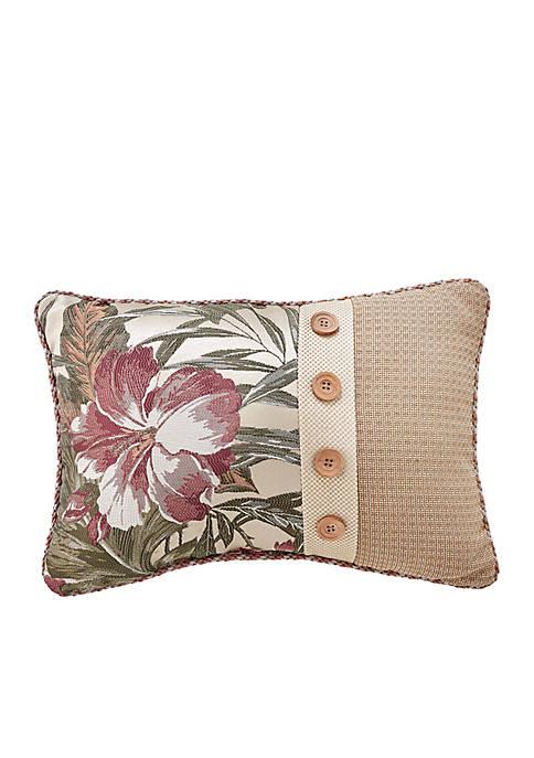 Croscill Anguilla Boudoir Pillow