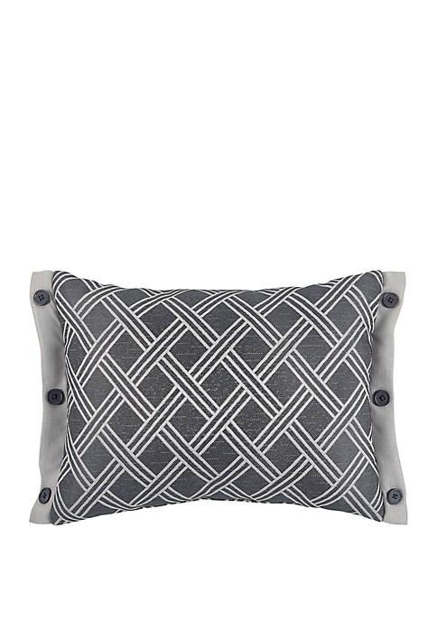 Croscill Remi Boudoir Pillow