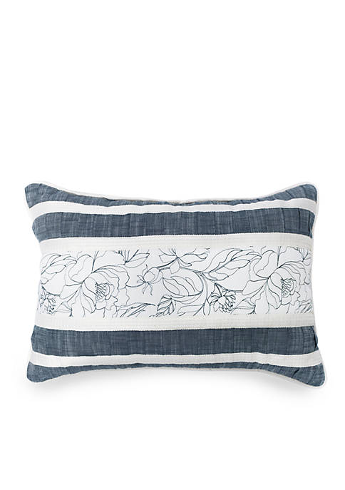 Croscill Lucine Boudoir Decorative Pillow