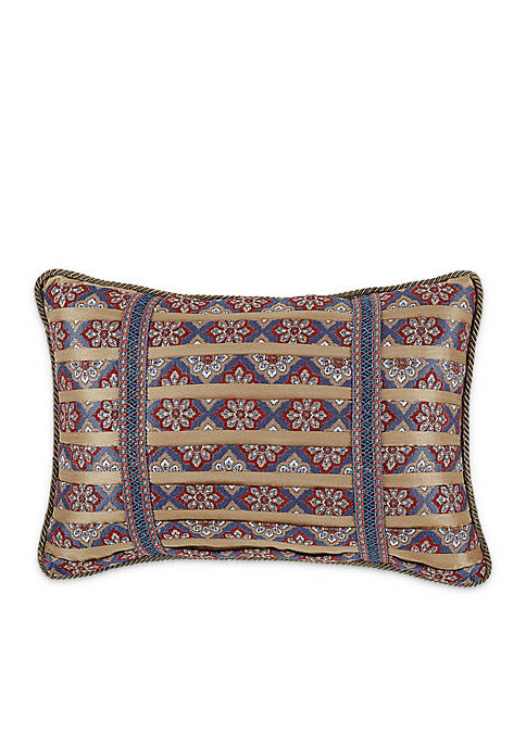 Croscill Margaux Boudoir Throw Pillow