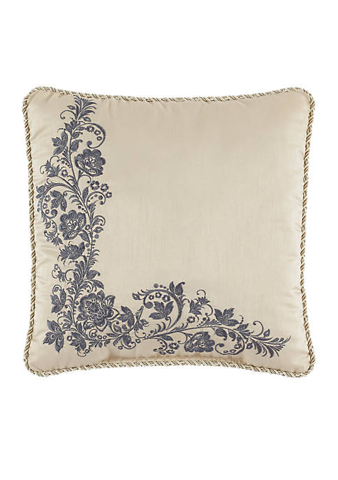 Croscill Daphne Reversible Fashion Decorative Pillow