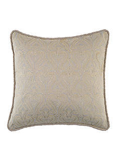 Croscill Nathaniel Embroidered Decorative Pillow