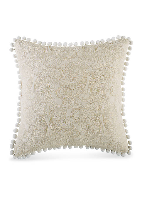 Croscill Cela Fashion Square Decorative Pillow