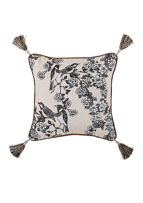 Croscill Philomena Fashion Throw Pillow