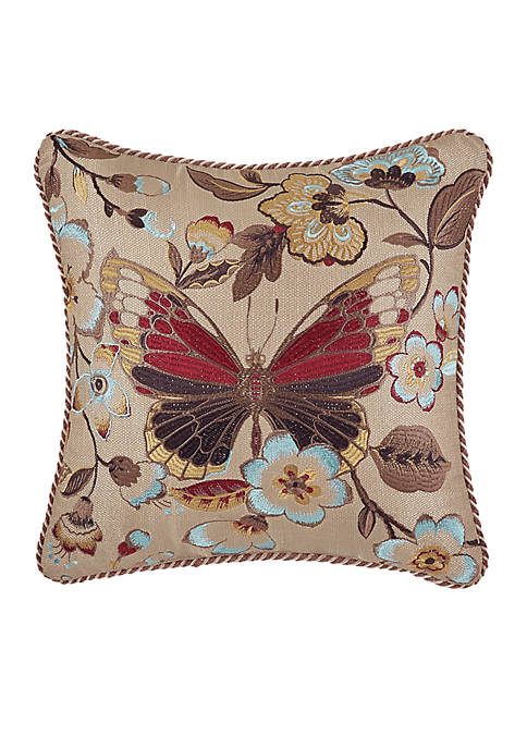Croscill Finnegan Fashion Throw Pillow