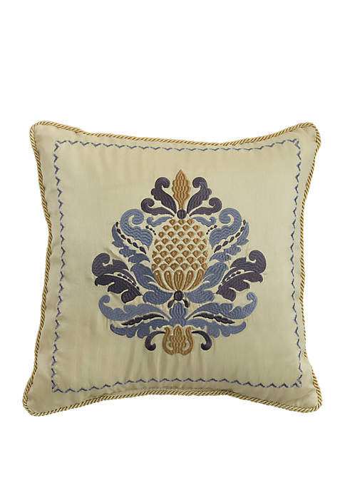Croscill Nadia Fashion Throw Pillow