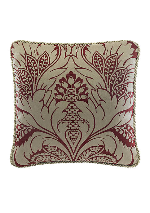 Croscill Avery 18-in. Square Pillow 18-in. x 18-in.